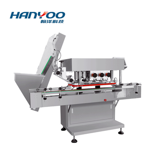 XG-100 Automatic Capping Machine