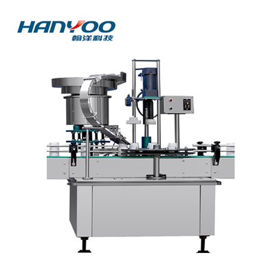 XG-50 Automatic Single Head Capping Machine