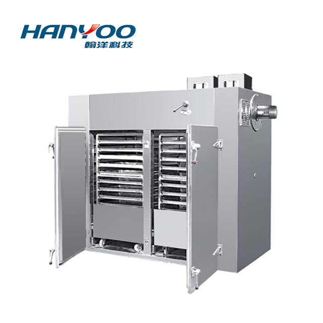 RXH Hot Air Circulation Oven
